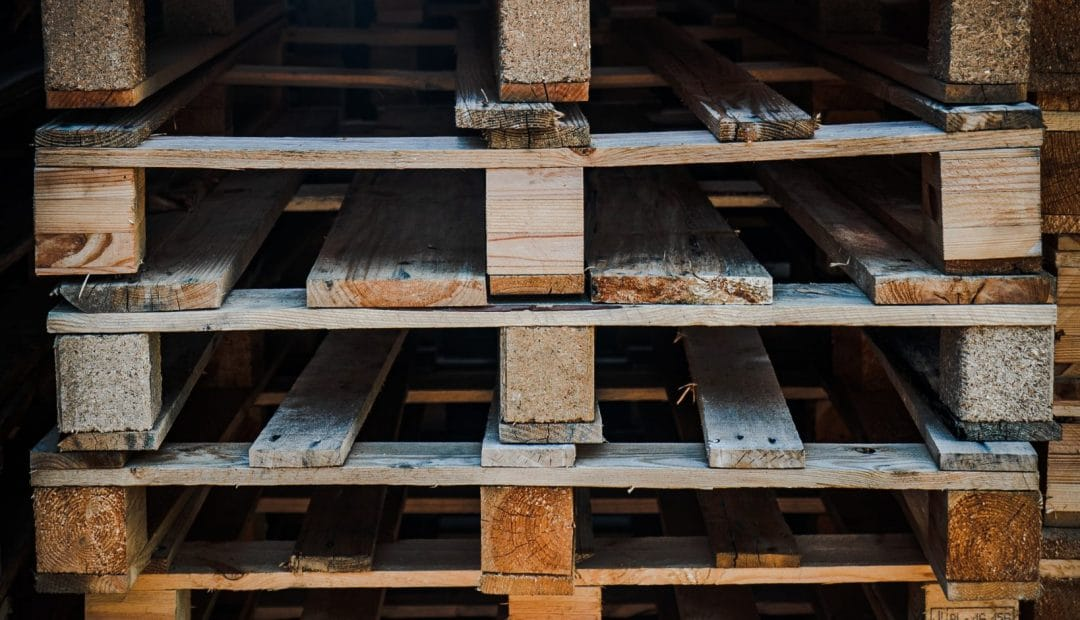 Comment choisir la bonne palette en bois ?