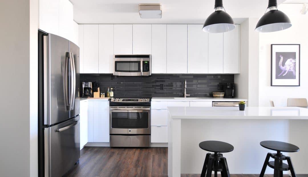 Quelle est la hauteur d'un meuble haut de cuisine?
