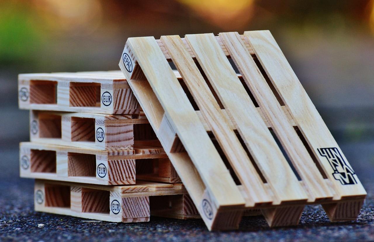 dimensions d'une palette en bois